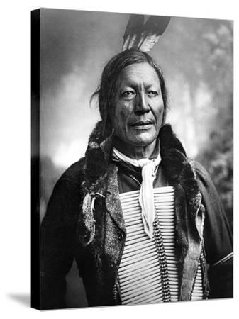 Dakota Sioux, C1891 Photographic Print by Charles Milton Bell | Art com