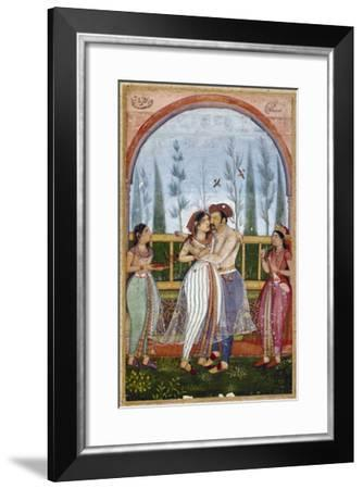 Jahangir (1569-1627)--Framed Giclee Print