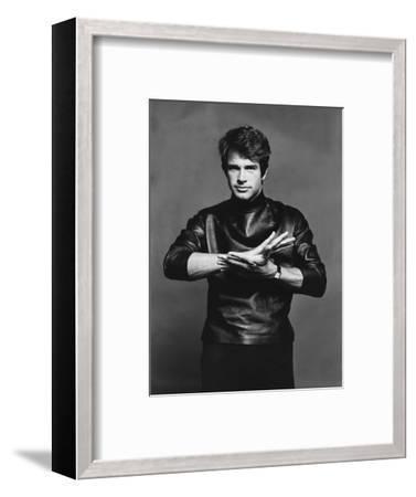Vogue - November 1967-Jack Robinson-Framed Premium Photographic Print
