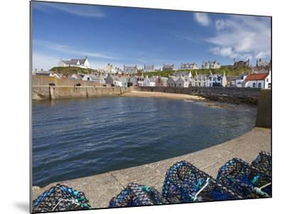 Harbour, Findochty, Moray, Scotland-David Wall-Mounted Photographic Print