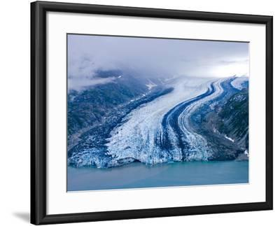 Lamplugh Glacier, Glacier Bay National Park, Alaska, Pacific Northwest, Usa-Jerry Ginsberg-Framed Photographic Print