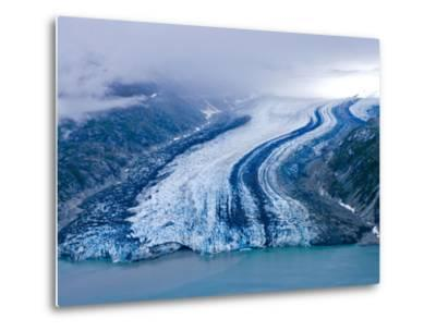 Lamplugh Glacier, Glacier Bay National Park, Alaska, Pacific Northwest, Usa-Jerry Ginsberg-Metal Print