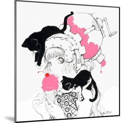 Cherry Jubilee-Camilla D'Errico-Mounted Art Print