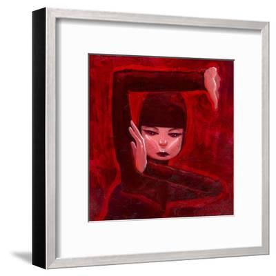 Ninja I-Aaron Jasinski-Framed Art Print