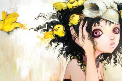 Bird's Nest-Camilla D'Errico-Stretched Canvas Print