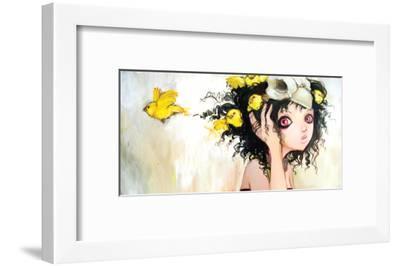 Bird's Nest-Camilla D'Errico-Framed Art Print