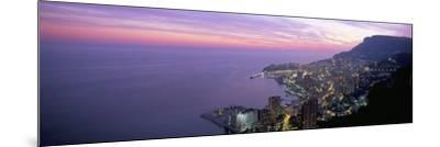 Monte Carlo, Monaco, Cote D'Azur, Mediterranean, Europe-Sergio Pitamitz-Mounted Photographic Print