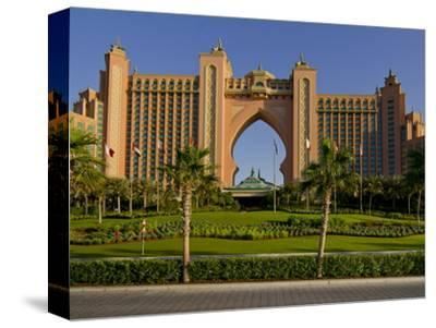 Atlantis Hotel, Dubai, United Arab Emirates, Middle East-Charles Bowman-Stretched Canvas Print