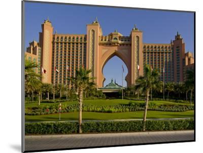 Atlantis Hotel, Dubai, United Arab Emirates, Middle East-Charles Bowman-Mounted Photographic Print