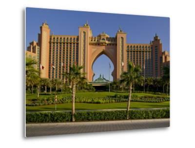 Atlantis Hotel, Dubai, United Arab Emirates, Middle East-Charles Bowman-Metal Print