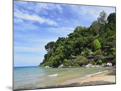 Salang Beach, Pulau Tioman (Tioman Island), Pahang, Malaysia, Southeast Asia, Asia-Jochen Schlenker-Mounted Photographic Print