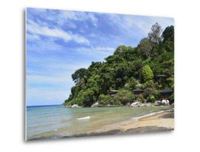 Salang Beach, Pulau Tioman (Tioman Island), Pahang, Malaysia, Southeast Asia, Asia-Jochen Schlenker-Metal Print