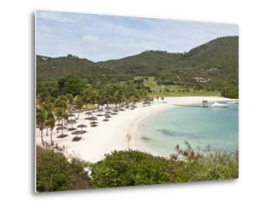 Canouan Resort at Carenage Bay, Canouan Island, St. Vincent and the Grenadines, Windward Islands-Michael DeFreitas-Metal Print