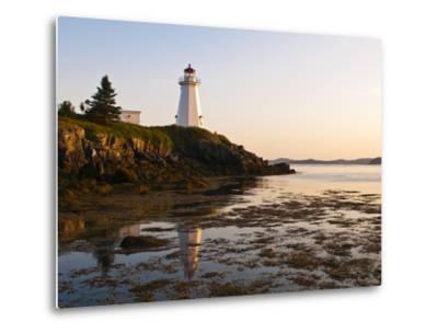 Letite Passage Lighthouse (Green's Point Lightstation), New Brunswick, Canada, North America-Michael DeFreitas-Metal Print