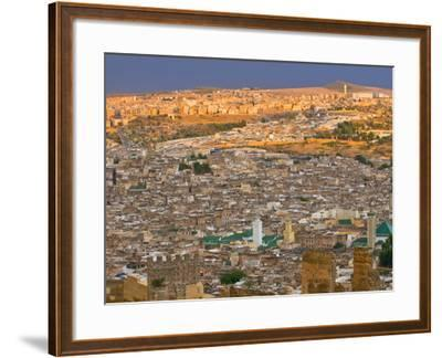 Old Medina of Fez, UNESCO World Heritage Site, Morocco, North Africa, Africa-Michael Runkel-Framed Photographic Print