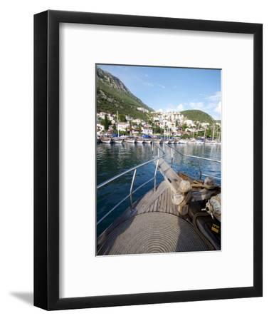 Kas, Antalya Province, Anatolia, Turkey, Asia Minor, Eurasia--Framed Photographic Print