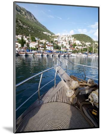 Kas, Antalya Province, Anatolia, Turkey, Asia Minor, Eurasia--Mounted Photographic Print