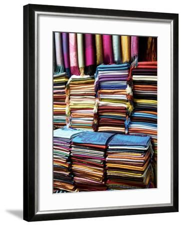 Grand Bazaar, Istanbul, Turkey, Europe--Framed Photographic Print