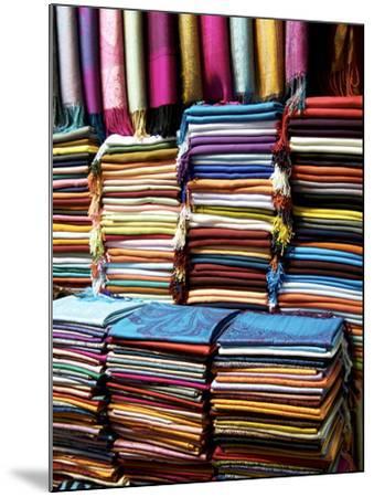 Grand Bazaar, Istanbul, Turkey, Europe--Mounted Photographic Print