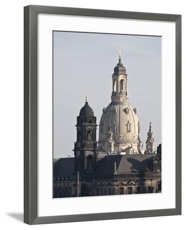 Dresden, Saxony, Germany, Europe-Michael Snell-Framed Photographic Print