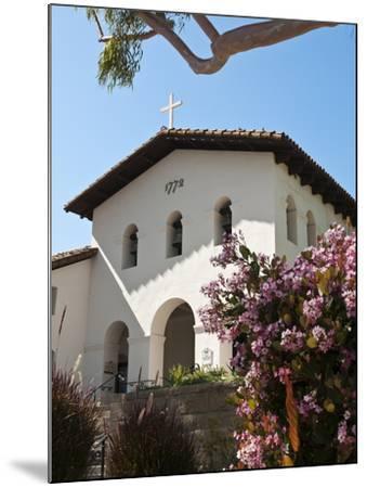 Old Mission San Luis Obispo De Tolosa, San Luis Obispo, California, USA-Michael DeFreitas-Mounted Photographic Print