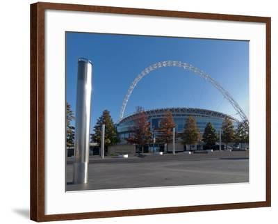 Wembley Stadium 2010, London, England, Uk-Charles Bowman-Framed Photographic Print