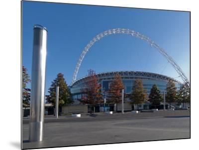 Wembley Stadium 2010, London, England, Uk-Charles Bowman-Mounted Photographic Print