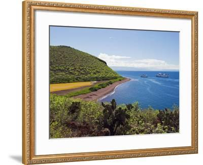 Galapagos Islands, UNESCO World Heritage Site, Ecuador, South America-Christian Kober-Framed Photographic Print