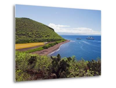 Galapagos Islands, UNESCO World Heritage Site, Ecuador, South America-Christian Kober-Metal Print