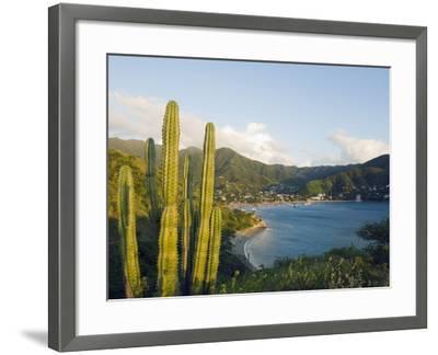 Taganga, Caribbean Coast, Colombia, South America-Christian Kober-Framed Photographic Print