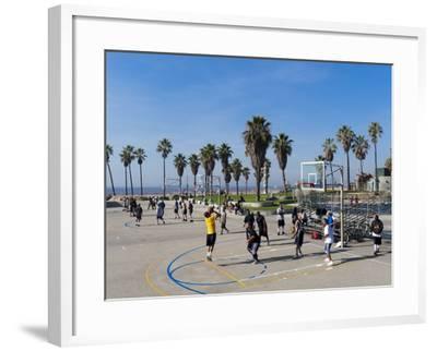 Venice Beach, Los Angeles, California, United States of America, North America-Sergio Pitamitz-Framed Photographic Print