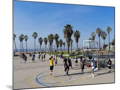 Venice Beach, Los Angeles, California, United States of America, North America-Sergio Pitamitz-Mounted Photographic Print
