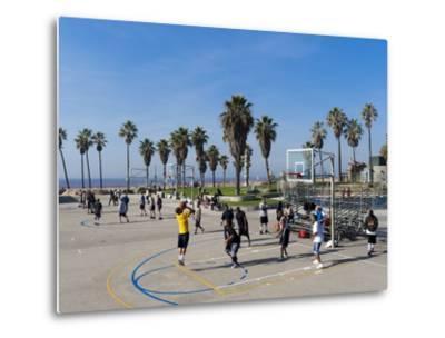 Venice Beach, Los Angeles, California, United States of America, North America-Sergio Pitamitz-Metal Print