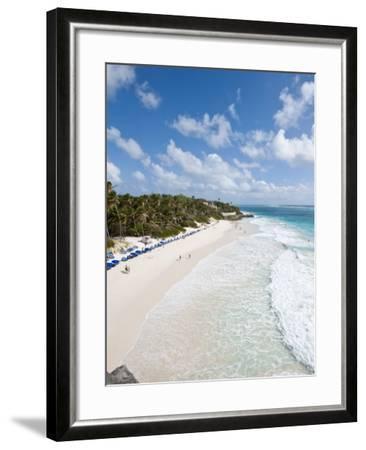 Crane Beach at Crane Beach Resort, Barbados, Windward Islands, West Indies, Caribbean-Michael DeFreitas-Framed Photographic Print