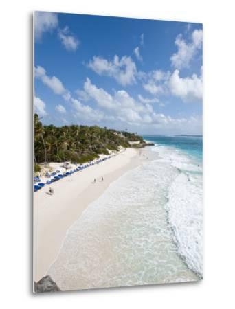 Crane Beach at Crane Beach Resort, Barbados, Windward Islands, West Indies, Caribbean-Michael DeFreitas-Metal Print