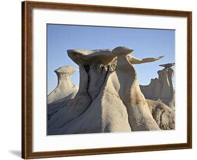 Bisti Wing, Bisti Wilderness, New Mexico, United States of America, North America-James Hager-Framed Photographic Print