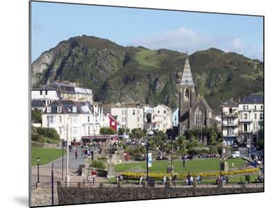 Town Centre, Ilfracombe, Devon, England, United Kingdom, Europe-Jeremy Lightfoot-Mounted Photographic Print