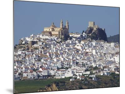 Olvera, Andalucia, Spain, Europe-Jeremy Lightfoot-Mounted Photographic Print
