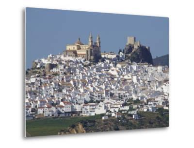 Olvera, Andalucia, Spain, Europe-Jeremy Lightfoot-Metal Print