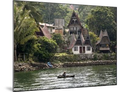 Tuk Tuk, Samosir Island, Lake Toba, Sumatra, Indonesia, Southeast Asia, Asia-Rolf Richardson-Mounted Photographic Print