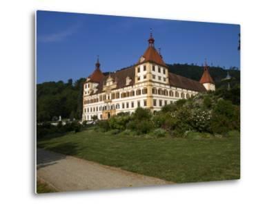 Eggenberg Castle, UNESCO World Heritage Site, Graz, Styria, Austria, Europe-Dallas & John Heaton-Metal Print