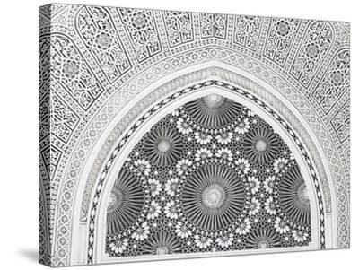 Great Mosque, Paris, France, Europe--Stretched Canvas Print