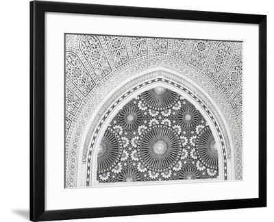 Great Mosque, Paris, France, Europe--Framed Photographic Print