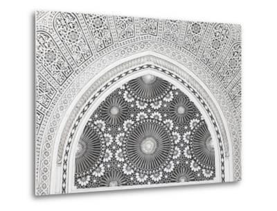 Great Mosque, Paris, France, Europe--Metal Print