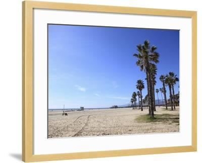 Santa Monica, Los Angeles, California, United States of America, North America-Wendy Connett-Framed Photographic Print