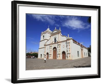 Parroquia De La Asuncion, Masaya, Nicaragua, Central America-Wendy Connett-Framed Photographic Print