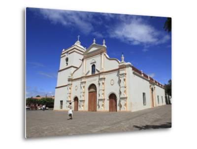 Parroquia De La Asuncion, Masaya, Nicaragua, Central America-Wendy Connett-Metal Print