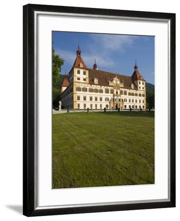 Eggenberg Castle, UNESCO World Heritage Site, Graz, Styria, Austria, Europe-Dallas & John Heaton-Framed Photographic Print