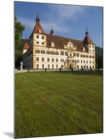 Eggenberg Castle, UNESCO World Heritage Site, Graz, Styria, Austria, Europe-Dallas & John Heaton-Mounted Photographic Print