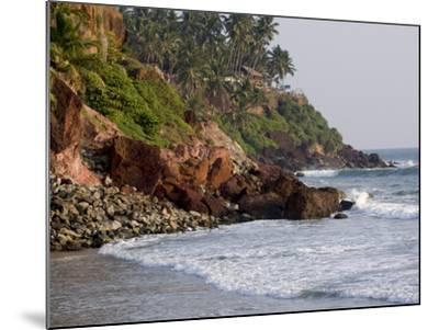 Kovalam Beach, Trivandrum, Kerala, India, Asia--Mounted Photographic Print